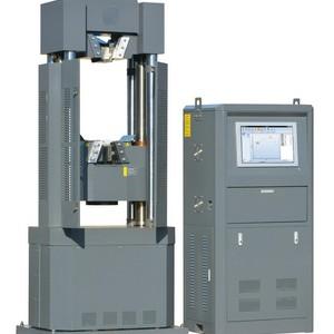 Máquina universal de ensaio de tração